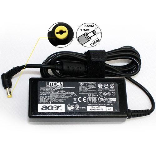 Sạc laptop Acer 19V - 3.42A - Đen - SK001