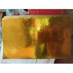 Vàng bạc đại 1 cục 50 đinh mỗi đinh 2 tờ vàng 2 tờ bạc