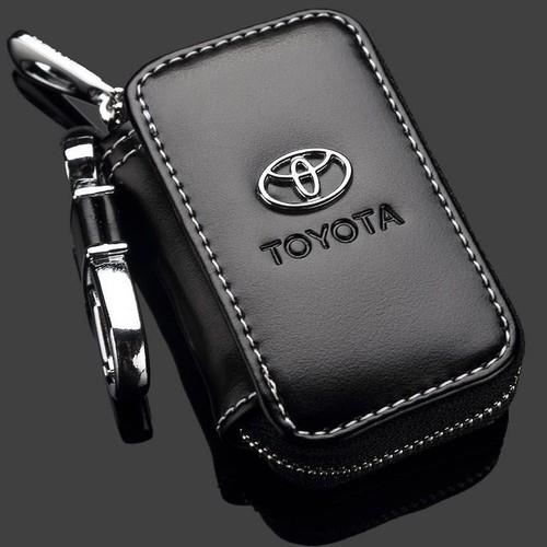 Bao da chìa khoá ô tô Toyota cao cấp - 5031200 , 10119470 , 15_10119470 , 318000 , Bao-da-chia-khoa-o-to-Toyota-cao-cap-15_10119470 , sendo.vn , Bao da chìa khoá ô tô Toyota cao cấp