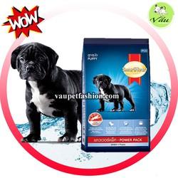Smartheart Power Pack Puppy  Thức ăn phát triển cơ bắp cho chó con 1kg
