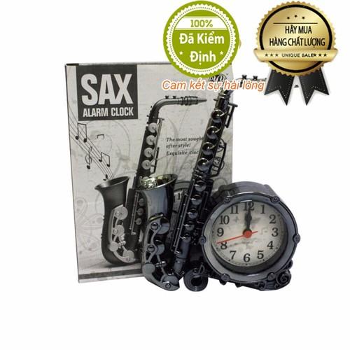 ĐỒNG HỒ CỔ ĐIỂN SAX ALARM CLOCK SHEEL LOẠI 1