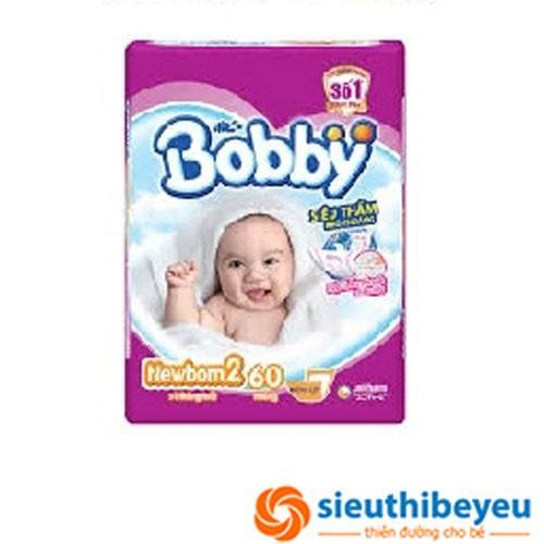 Miếng lót sơ sinh Bobby newborn 2 60 miếng tặng 6 miếng tã quần - 11107021 , 10119550 , 15_10119550 , 105000 , Mieng-lot-so-sinh-Bobby-newborn-2-60-mieng-tang-6-mieng-ta-quan-15_10119550 , sendo.vn , Miếng lót sơ sinh Bobby newborn 2 60 miếng tặng 6 miếng tã quần