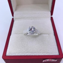 Nhẫn bạc nữ 106