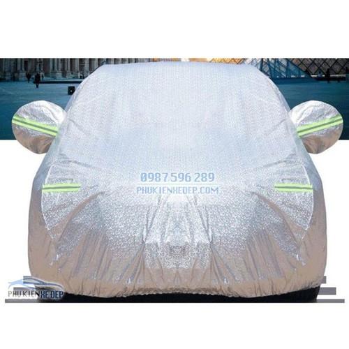 Bạt phủ xe ô tô Hatback, Sedan, SUV tráng Nhôm 3 lớp phản quang - 6023179 , 10123818 , 15_10123818 , 550000 , Bat-phu-xe-o-to-Hatback-Sedan-SUV-trang-Nhom-3-lop-phan-quang-15_10123818 , sendo.vn , Bạt phủ xe ô tô Hatback, Sedan, SUV tráng Nhôm 3 lớp phản quang