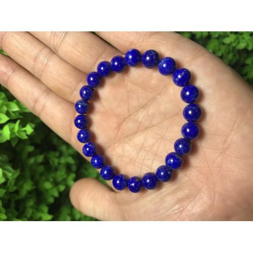 vòng tay đá tự nhiên Lapis Lazuli 8 li