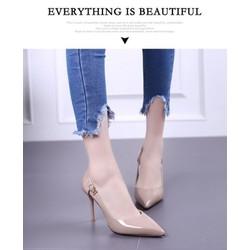 Giày cao gót thời trang mùa hè CK71