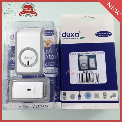 chuông báo khách ấn nút Duxa HAR60