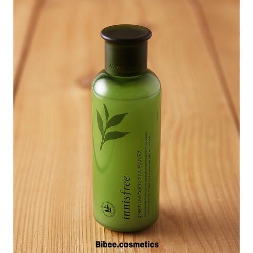 Nước hoa hồng trà xanh Innisfree Green Tea Balancing Skin EX mẫu mới - 4449162 , 10120590 , 15_10120590 , 320000 , Nuoc-hoa-hong-tra-xanh-Innisfree-Green-Tea-Balancing-Skin-EX-mau-moi-15_10120590 , sendo.vn , Nước hoa hồng trà xanh Innisfree Green Tea Balancing Skin EX mẫu mới
