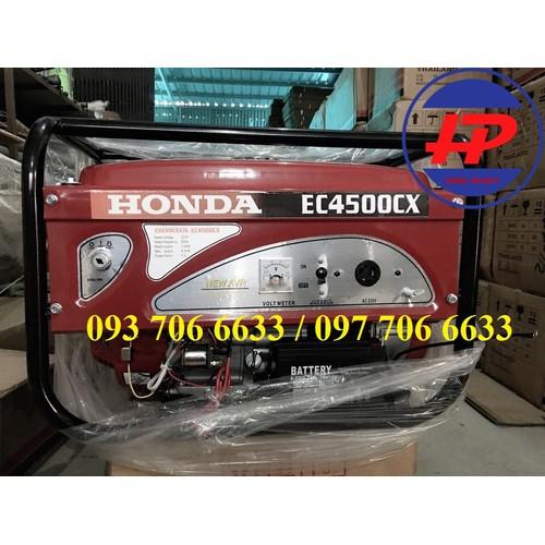 Máy phát điện Honda EC4500CX Đề Nổ - 6034375 , 10136027 , 15_10136027 , 8000000 , May-phat-dien-Honda-EC4500CX-De-No-15_10136027 , sendo.vn , Máy phát điện Honda EC4500CX Đề Nổ