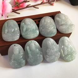 Mặt Phật bản mệnh đá cẩm thạch