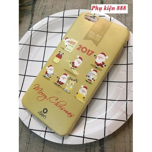 Ốp lưng dẻo Iphone 6, 6S, 6 Plus giáng sinh hiệu Isen - 6028182 , 10129683 , 15_10129683 , 79000 , Op-lung-deo-Iphone-6-6S-6-Plus-giang-sinh-hieu-Isen-15_10129683 , sendo.vn , Ốp lưng dẻo Iphone 6, 6S, 6 Plus giáng sinh hiệu Isen