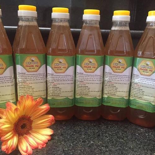 500ml mật ong cà phê Phước Hỷ  bao test -bảo hành 6 tháng