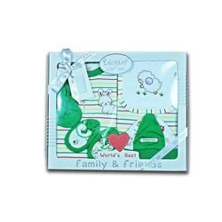 Bộ quà tặng cho bé 6 món hiệu Elegant Kids nhập khẩu từ Thái Lan