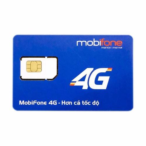 SIM 3G 4G MOBI F500 TRỌN GÓI MIỄN PHÍ MẠNG 1 NĂM