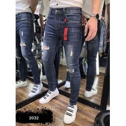 Quần jeans nam phong cách sành điệu