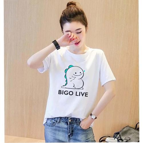 Áo thun nữ cổ tròn in hình bigo live Aok1629 - 6025408 , 10126931 , 15_10126931 , 41000 , Ao-thun-nu-co-tron-in-hinh-bigo-live-Aok1629-15_10126931 , sendo.vn , Áo thun nữ cổ tròn in hình bigo live Aok1629