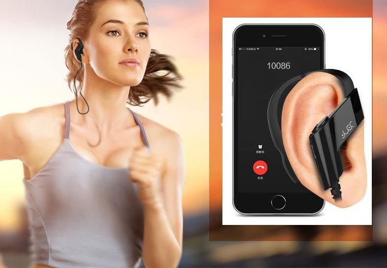 Tai nghe Bluetooth nhét tai thể thao chống nước Nhập khẩu PKCB-510 7