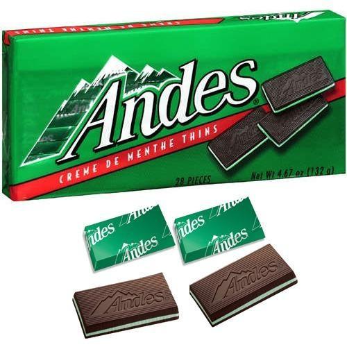 Kẹo Socola Andes Bạc Hà Creme De Menthe Thins 132g - 6039096 , 10141466 , 15_10141466 , 78000 , Keo-Socola-Andes-Bac-Ha-Creme-De-Menthe-Thins-132g-15_10141466 , sendo.vn , Kẹo Socola Andes Bạc Hà Creme De Menthe Thins 132g