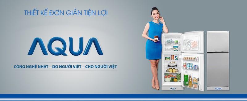 Tủ lạnh Aqua AQR-125BN, 123 lít