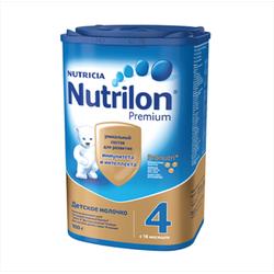 SỮA NUTRILON NỘI ĐỊA NGA SỐ 4-800G Mặc định