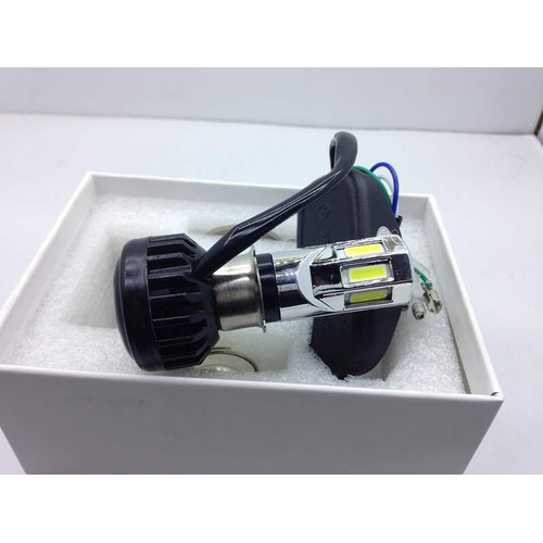 Bóng đèn Led xe máy 6 tim - 6040845 , 10143472 , 15_10143472 , 205000 , Bong-den-Led-xe-may-6-tim-15_10143472 , sendo.vn , Bóng đèn Led xe máy 6 tim