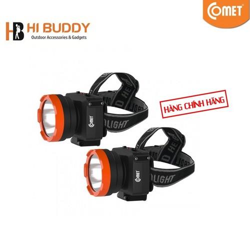 Đèn pin sạc đội đầu LED COMET CRT1612