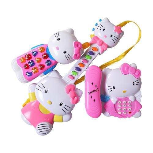Bộ đồ chơi đàn Hellokitty 3 chi tiết - 6042436 , 10144501 , 15_10144501 , 150000 , Bo-do-choi-dan-Hellokitty-3-chi-tiet-15_10144501 , sendo.vn , Bộ đồ chơi đàn Hellokitty 3 chi tiết