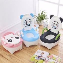Ghế bô vệ sinh cho bé hình thú đáng yêu