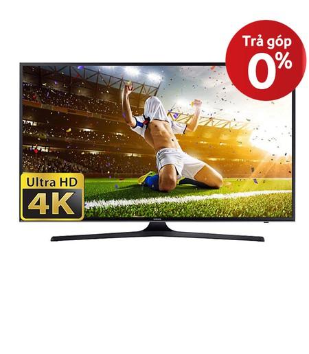 Top 8 mẫu Tivi 4K bán chạy - trả góp 0%