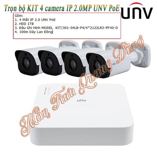 Bộ camera IP 1 đầu ghi PoE 4 kênh - 6043282 , 10145233 , 15_10145233 , 7100000 , Bo-camera-IP-1-dau-ghi-PoE-4-kenh-15_10145233 , sendo.vn , Bộ camera IP 1 đầu ghi PoE 4 kênh