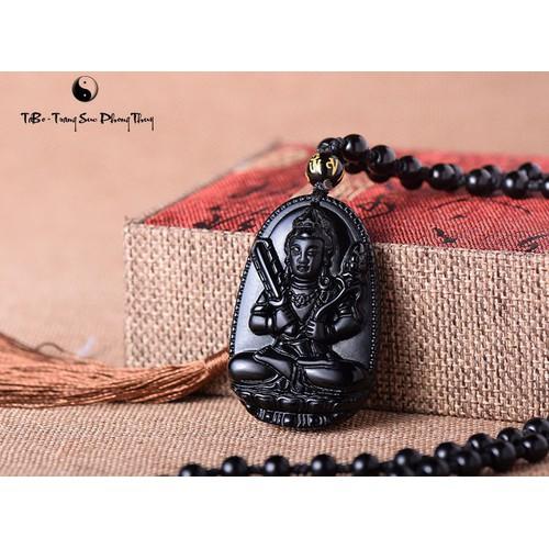 Phật bản mệnh đá onix tuổi sưu và tuổi dần