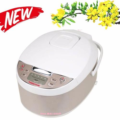Nồi cơm điện tử 1.8 lít Happy Cook Primo HCJ 180SD