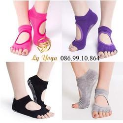 Vớ chân yoga - Follow shop - Cam kết chất lượng tốt nhất thị trường