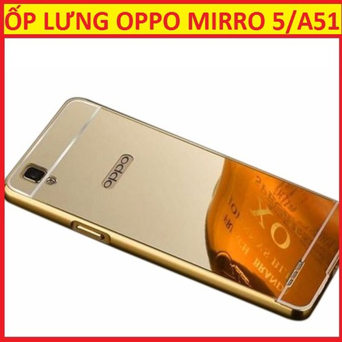 ỐP LƯNG OPPO MIRRO 5