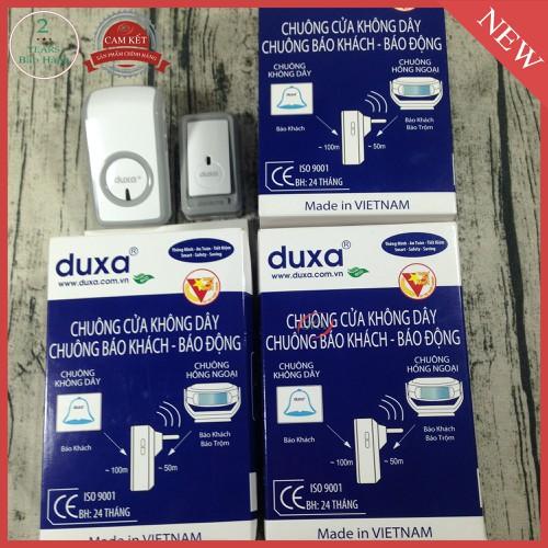 Combo 5 chuông báo khách ấn nút không dây Duxa HAR60 - 4449856 , 10147636 , 15_10147636 , 1900000 , Combo-5-chuong-bao-khach-an-nut-khong-day-Duxa-HAR60-15_10147636 , sendo.vn , Combo 5 chuông báo khách ấn nút không dây Duxa HAR60
