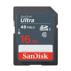 Thẻ nhớ 16GB SD Ultra Class 10 48MB-s