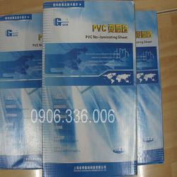 Phôi thẻ nhựa - Thẻ nhân viên PVC 3 lớp
