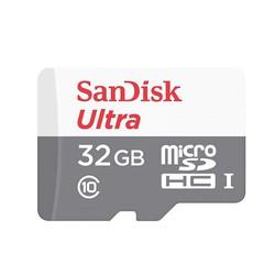 Thẻ Nhớ Micro SDHC Ultra 32GB Class 10 - 80MB-s