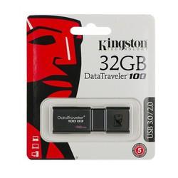 USB Kingston. 32gb 3.0 DT100 G3 - Hàng Chính Hãng Bảo Hành 2 Năm