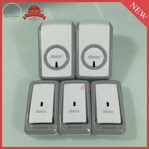 Combo 5 chuông báo khách ấn nút tại hà nội Duxa HAR60 - 6039878 , 10142095 , 15_10142095 , 1900000 , Combo-5-chuong-bao-khach-an-nut-tai-ha-noi-Duxa-HAR60-15_10142095 , sendo.vn , Combo 5 chuông báo khách ấn nút tại hà nội Duxa HAR60
