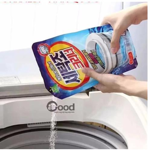 Combo  2 bịch bột tẩy vệ sinh lồng máy giặt - 6042573 , 10144864 , 15_10144864 , 87000 , Combo-2-bich-bot-tay-ve-sinh-long-may-giat-15_10144864 , sendo.vn , Combo  2 bịch bột tẩy vệ sinh lồng máy giặt