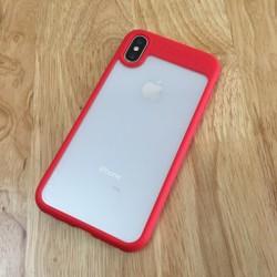 Apple iPhone X - Ốp lưng kính trong suốt cho điện thoại