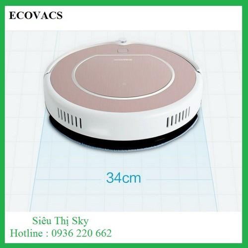 Robot hút bụi lau nhà Ecovac - 4056244 , 10150858 , 15_10150858 , 4500000 , Robot-hut-bui-lau-nha-Ecovac-15_10150858 , sendo.vn , Robot hút bụi lau nhà Ecovac