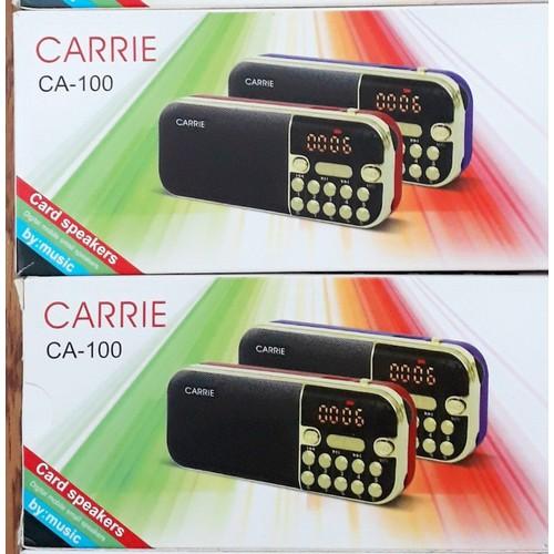 Đài CA 100 FM nghe MP3