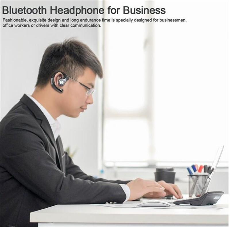 Tai nghe Bluetooth nhét tai thể thao chống nước Nhập khẩu PKCB-09 7