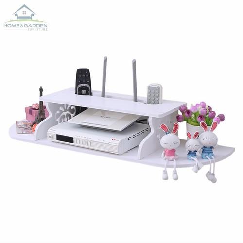 Kệ gỗ treo tường gắn TV Set-top box cao cấp MDF - 6044502 , 10146685 , 15_10146685 , 275000 , Ke-go-treo-tuong-gan-TV-Set-top-box-cao-cap-MDF-15_10146685 , sendo.vn , Kệ gỗ treo tường gắn TV Set-top box cao cấp MDF