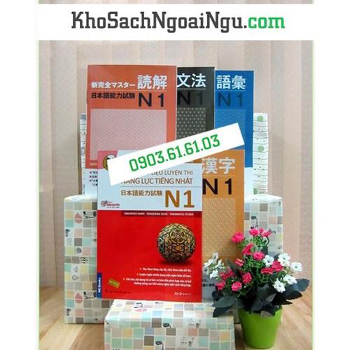 Shin kanzen master N1 – Trọn bộ 5 cuốn - 4069633 , 10168657 , 15_10168657 , 295000 , Shin-kanzen-master-N1-Tron-bo-5-cuon-15_10168657 , sendo.vn , Shin kanzen master N1 – Trọn bộ 5 cuốn