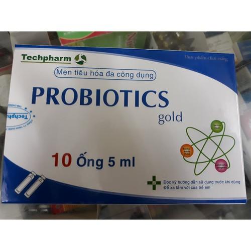Probiotics Gold ống uống men tiêu hóa | bổ sung men vi sinh - 4069211 , 10168119 , 15_10168119 , 79000 , Probiotics-Gold-ong-uong-men-tieu-hoa-bo-sung-men-vi-sinh-15_10168119 , sendo.vn , Probiotics Gold ống uống men tiêu hóa | bổ sung men vi sinh