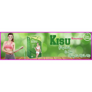 Giảm cân Kisu từ thảo dược - mẫu mới hộp 20 viên - 984115877 thumbnail
