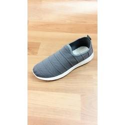 giày lười nữ chất thun dễ mang và êm chân